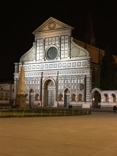 Florence Santamarianovella tuscany driver tours underthetuscansun guide santamarianovellafarmacy